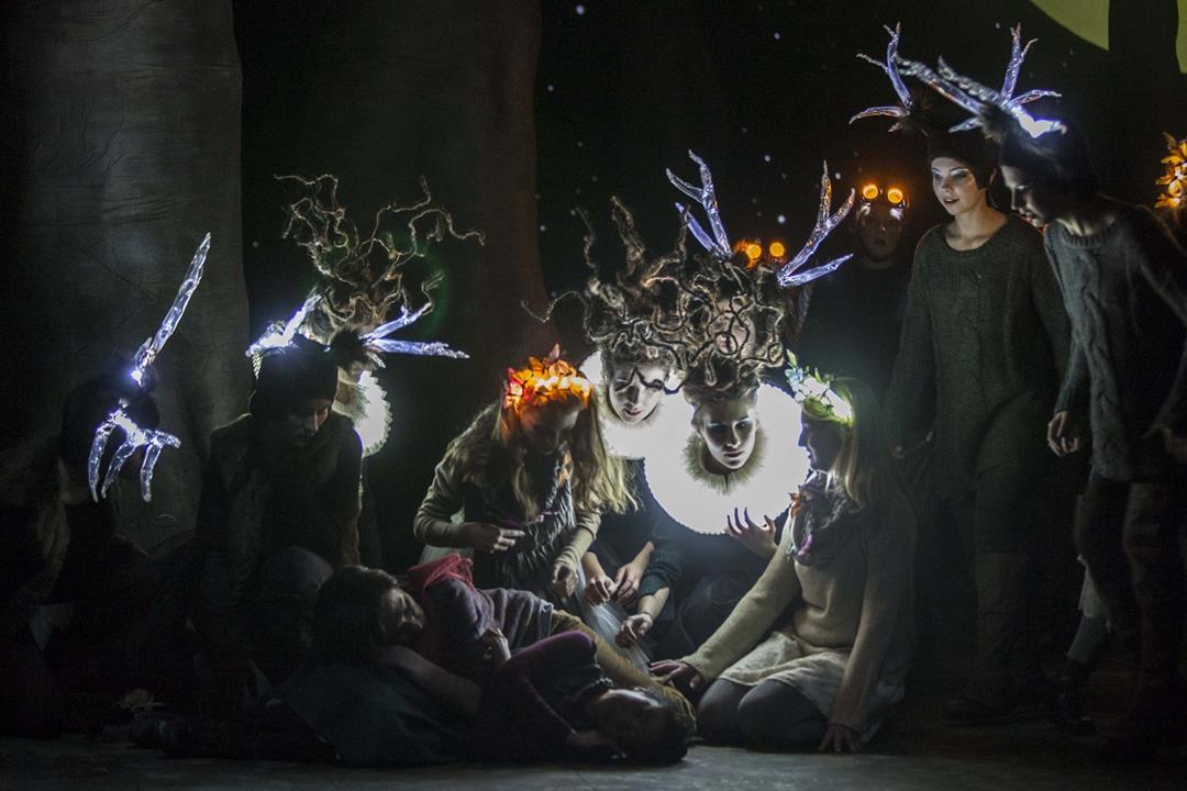 Hessisches Staatstheater Wiesbaden - Hänsel und Gretel, Engelbert ...